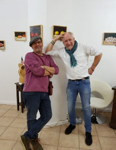 Carmelo Margarone + Werner Kramer