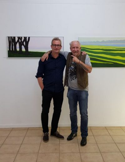 Michael Broermann + Werner Kramer