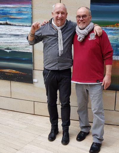 Werner Kramer + Hans Bulla