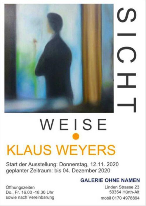 Klaus Weyers galerie-ohne-namen