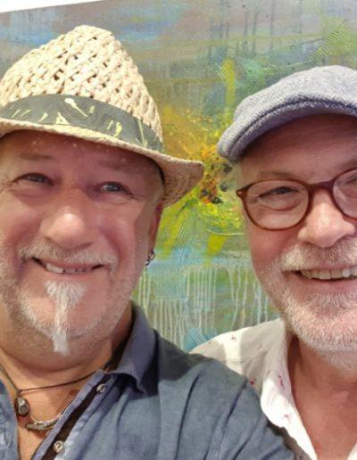 Werner Kramer + Klaus Weyers