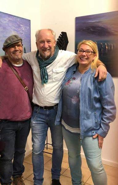 Carmelo Margarone, Werner Kramer, Petra-Schulz-Thelen