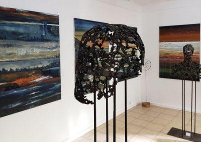 Ausstellungen, Galerie ohne Namen