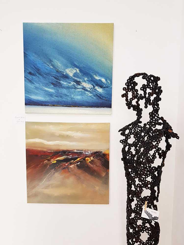 Galerie ohne Namen, Werner Kramer